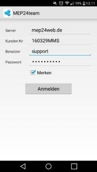 MEP24team Android