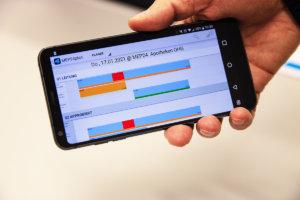 App zur Planung in MEP24web