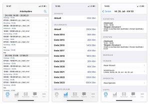 MEP24team App für iPhone